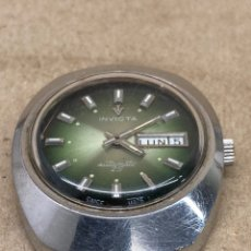 Relojes automáticos: RELOJ INVICTA AUTOMÁTICO PARA PIEZAS. Lote 222019367