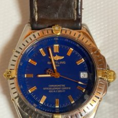Relógios automáticos: RELOJ DE PULSERA BRETLING 1884 CHRONOMETRE OFICELLEMENT CERTIFIE 100M/330FT. Lote 222073318
