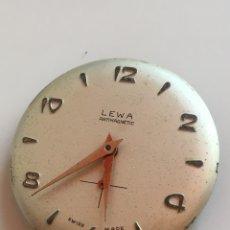 Relojes automáticos: RELOJ AUTOMÁTICO LEWA. Lote 222121600