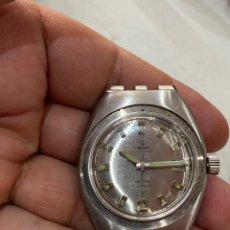 Relojes automáticos: RELOJ YEMA AUTOMÁTICO ANTIGUO FUNCIONA. VER LAS FOTOS. Lote 222122077