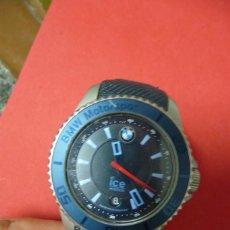 Relojes automáticos: RELOJ BMW MOTORSPORT WATCH CABALLERO USADO FUNCIONANDO. Lote 222294923