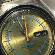 Relojes automáticos: RELOJ SEIKO SPORT WATER 70 M RESIST AUTOMÁTICO MODELO 6119-8450 AÑOS 70 EN FUNCIONAMIENTO. Lote 222381822