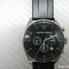 Relojes automáticos: RELOJ DE HOMBRE EMPORIO ARMANI. Lote 222495111