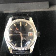 Relojes automáticos: RELOJ AGON CALENDAR 23 JEWELS. FUNCIONANDO.. Lote 222538036