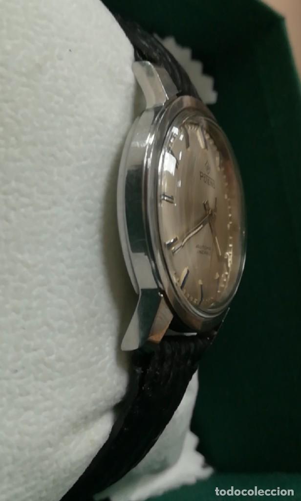 Relojes automáticos: Precioso Reloj suizo potens automático 3,8 cm - Foto 4 - 223052495