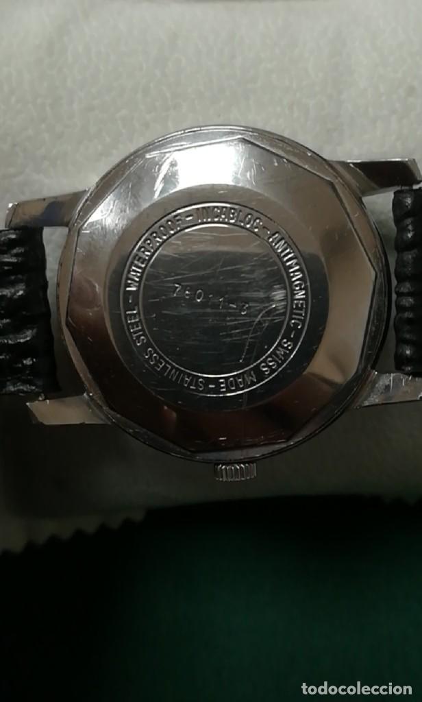 Relojes automáticos: Precioso Reloj suizo potens automático 3,8 cm - Foto 7 - 223052495