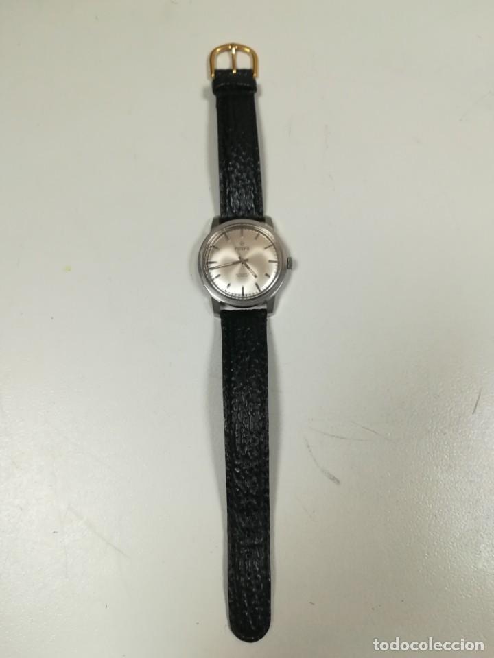 Relojes automáticos: Precioso Reloj suizo potens automático 3,8 cm - Foto 10 - 223052495