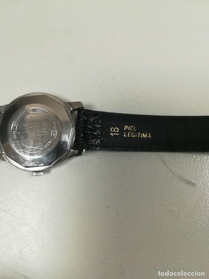 Relojes automáticos: Precioso Reloj suizo potens automático 3,8 cm - Foto 12 - 223052495
