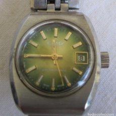 Relojes automáticos: 15-VINTAGE CAMY GENEVA-SUPERAUTOMATIC, CALENDARIO, - ARMY ORIGINAL - AÑOS 60 (FUNCIONA). Lote 205781063