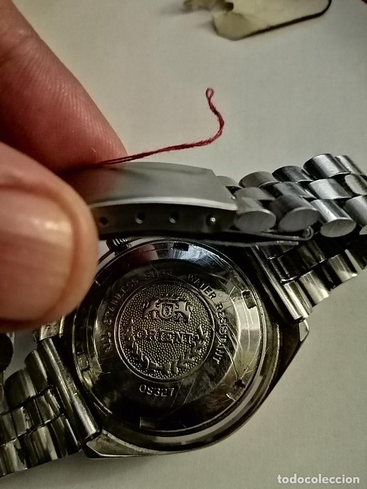 Relojes automáticos: Reloj de caballero Orient 70s, automático,funciona - Foto 2 - 223266036
