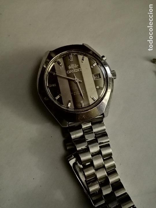 RELOJ DE CABALLERO ORIENT 70'S, AUTOMÁTICO,FUNCIONA (Relojes - Relojes Automáticos)