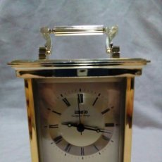 Relojes automáticos: BONITO RELOJ DE SOBREMESA COLOR BRONCE(NUEVO). Lote 223726077