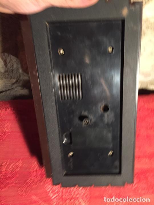 Relojes automáticos: Antiguo reloj de sobremesa marca Impex años 80 - Foto 9 - 224507843