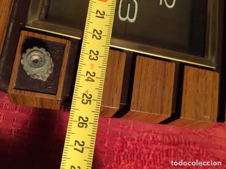 Relojes automáticos: Antiguo reloj de sobremesa marca Impex años 80 - Foto 10 - 224507843