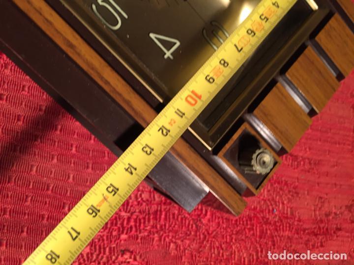 Relojes automáticos: Antiguo reloj de sobremesa marca Impex años 80 - Foto 11 - 224507843