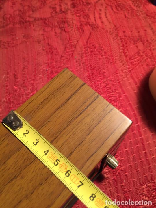 Relojes automáticos: Antiguo reloj de sobremesa marca Impex años 80 - Foto 12 - 224507843