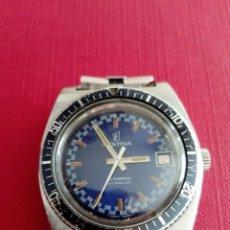Relojes automáticos: RELOJ FESTINA AUTOMÁTICO DIVERS. Lote 224610596
