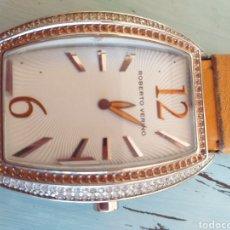 Relojes automáticos: RELOJ ROBERTO VERINO. Lote 224695008