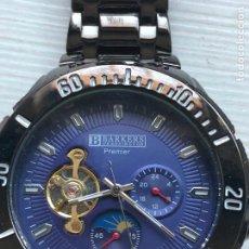 Relojes automáticos: PRECIOSO RELOJ CABALLEROS CRONOGRAFO AUTOMÁTICO BAKERS OF KENSINGTON PREMIER. VER FOTOS. Lote 224891738