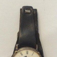 Relojes automáticos: ANTIGUO RELOJ DE PULSERA MARCA LOTUS CON CALENDARIO QUARTZ NUMERACION ROMANA. Lote 225730521