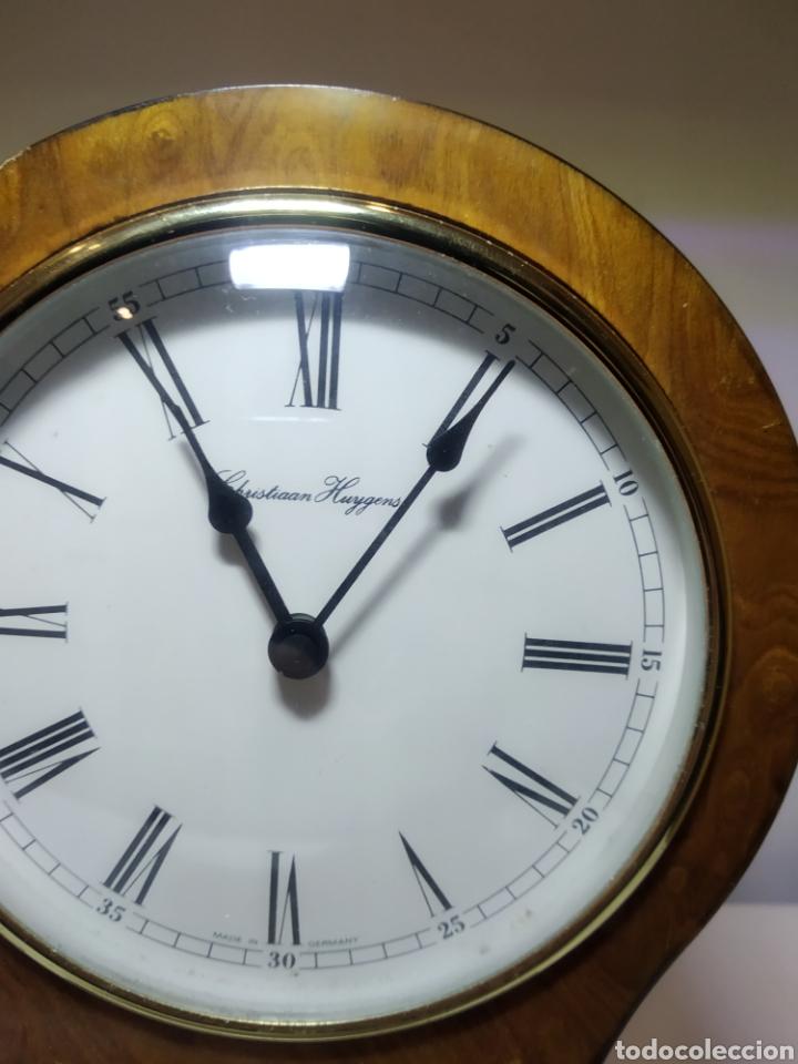 Relojes automáticos: RELOJ SOBREMESA CHRISTIAAN HUYGENS. AUTOMATICO. - Foto 2 - 225916085