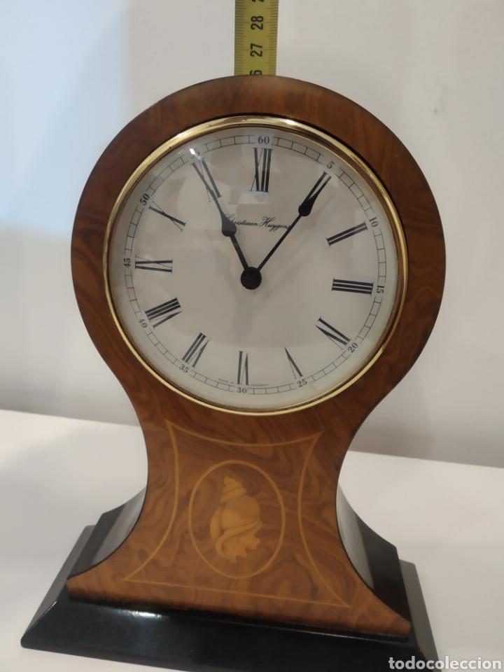 Relojes automáticos: RELOJ SOBREMESA CHRISTIAAN HUYGENS. AUTOMATICO. - Foto 7 - 225916085