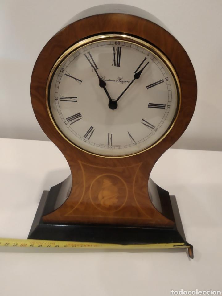 Relojes automáticos: RELOJ SOBREMESA CHRISTIAAN HUYGENS. AUTOMATICO. - Foto 8 - 225916085