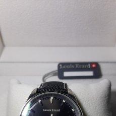 "Relojes automáticos: RELOJ SUIZO NUEVO "" LOUIS ERARD "" MOD. HERITAGE BLACK. Lote 226086810"