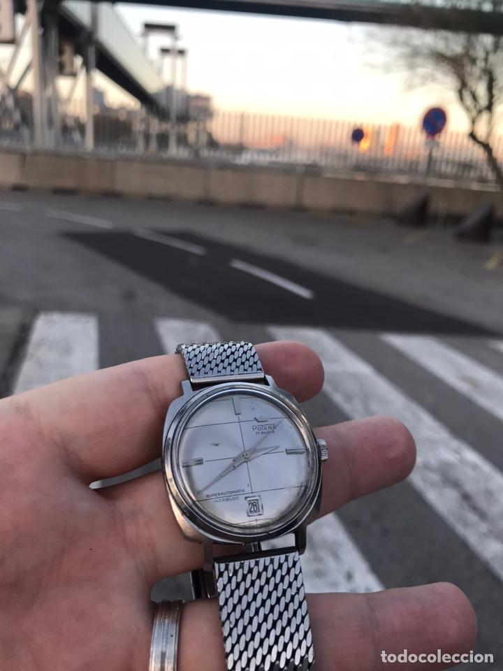RELOJ POTENS AUTOMATICO (Relojes - Relojes Automáticos)