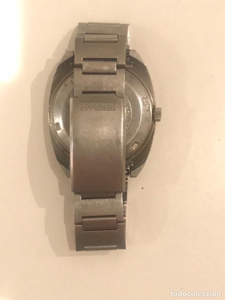 Relojes automáticos: Reloj citizen automatico - Foto 4 - 226126800