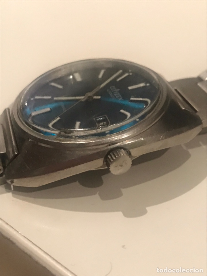Relojes automáticos: Reloj citizen automatico - Foto 5 - 226126800