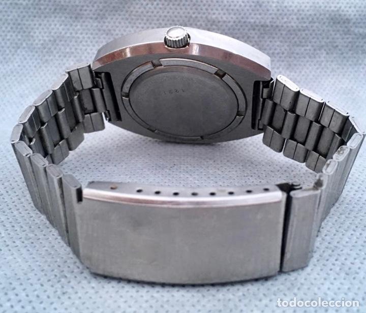 Relojes automáticos: HALCÓN. Reloj Halcón automatic de caballero antiguo - Foto 3 - 226152500