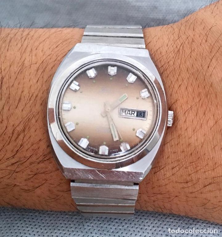 Relojes automáticos: HALCÓN. Reloj Halcón automatic de caballero antiguo - Foto 4 - 226152500