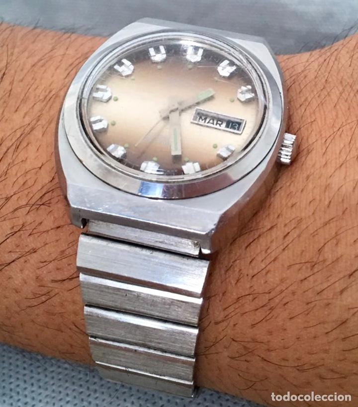 Relojes automáticos: HALCÓN. Reloj Halcón automatic de caballero antiguo - Foto 6 - 226152500