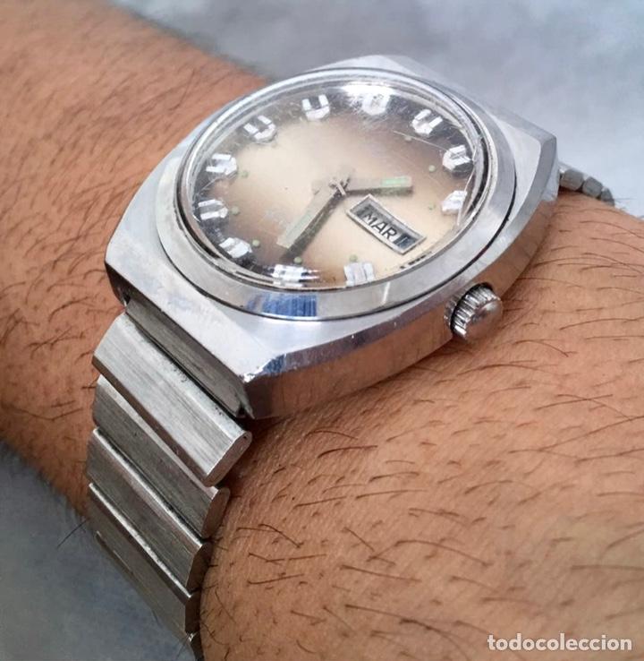 Relojes automáticos: HALCÓN. Reloj Halcón automatic de caballero antiguo - Foto 7 - 226152500