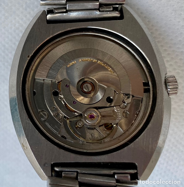 Relojes automáticos: HALCÓN. Reloj Halcón automatic de caballero antiguo - Foto 8 - 226152500