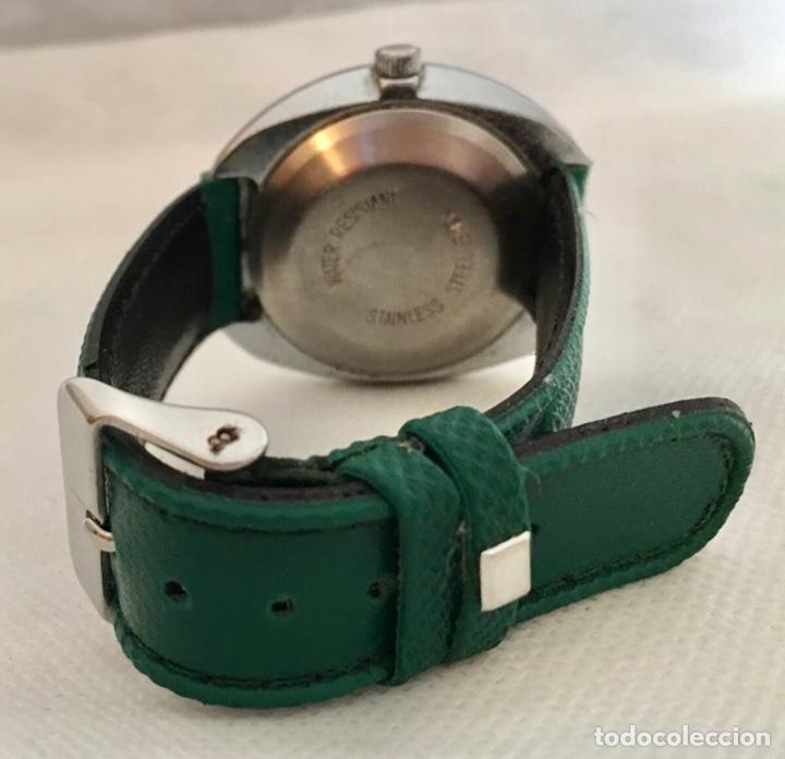 Relojes automáticos: TIMEX. Reloj Timex automatic de caballero antiguo - Foto 3 - 226154335