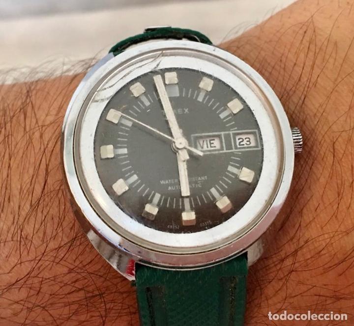TIMEX. RELOJ TIMEX AUTOMATIC DE CABALLERO ANTIGUO (Relojes - Relojes Automáticos)