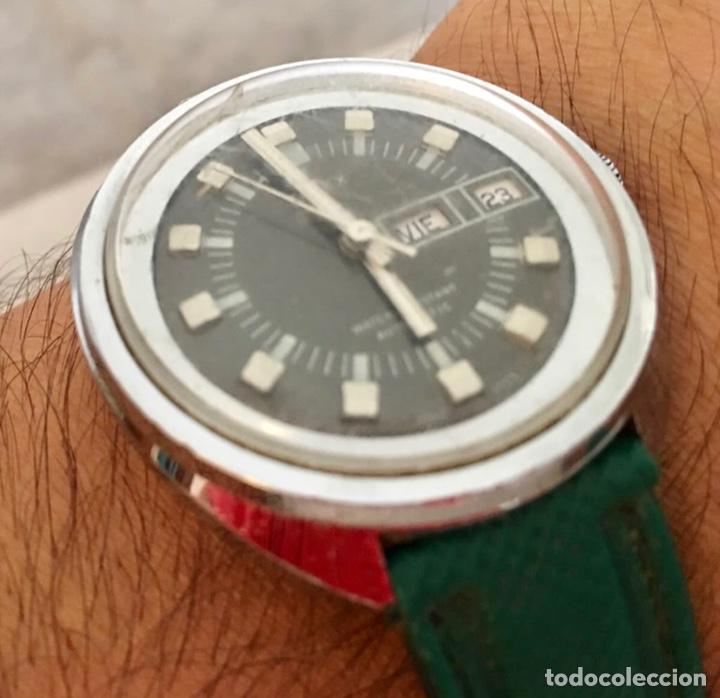 Relojes automáticos: TIMEX. Reloj Timex automatic de caballero antiguo - Foto 5 - 226154335