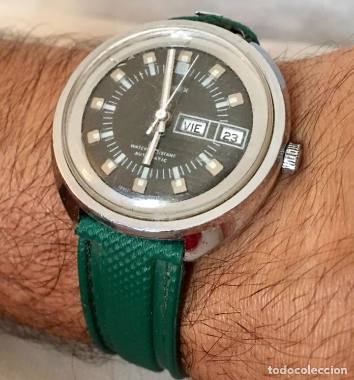 Relojes automáticos: TIMEX. Reloj Timex automatic de caballero antiguo - Foto 6 - 226154335