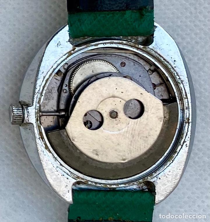 Relojes automáticos: TIMEX. Reloj Timex automatic de caballero antiguo - Foto 7 - 226154335
