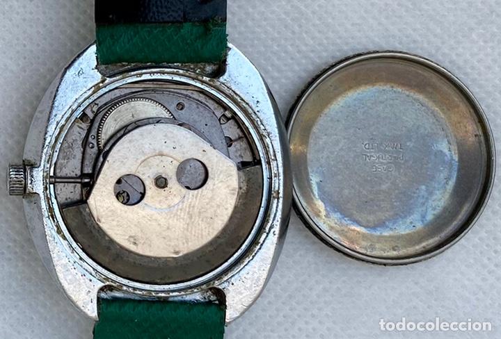 Relojes automáticos: TIMEX. Reloj Timex automatic de caballero antiguo - Foto 8 - 226154335