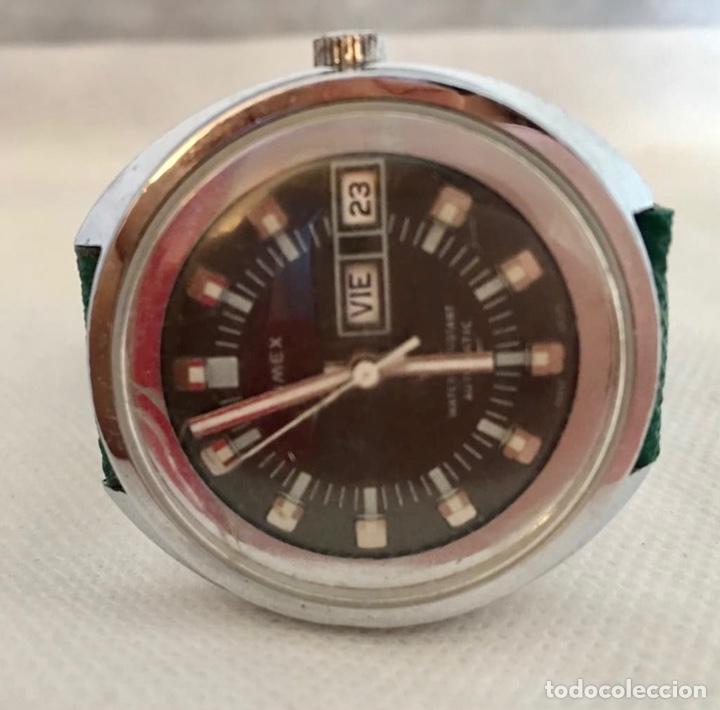 Relojes automáticos: TIMEX. Reloj Timex automatic de caballero antiguo - Foto 2 - 226154335
