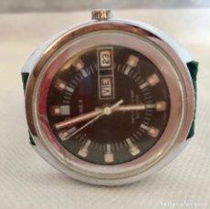 Relojes automáticos: TIMEX. RELOJ TIMEX AUTOMATIC DE CABALLERO ANTIGUO. Lote 226154335