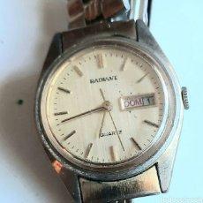 Relojes automáticos: RELOJ RADIANT DOBLE CALENDARIO. Lote 226371520