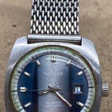 Relojes automáticos: RELOJ SANDOZ AUTOMÁTICO MUJER ACERO EN FUNCIONAMIENTO. Lote 226783831