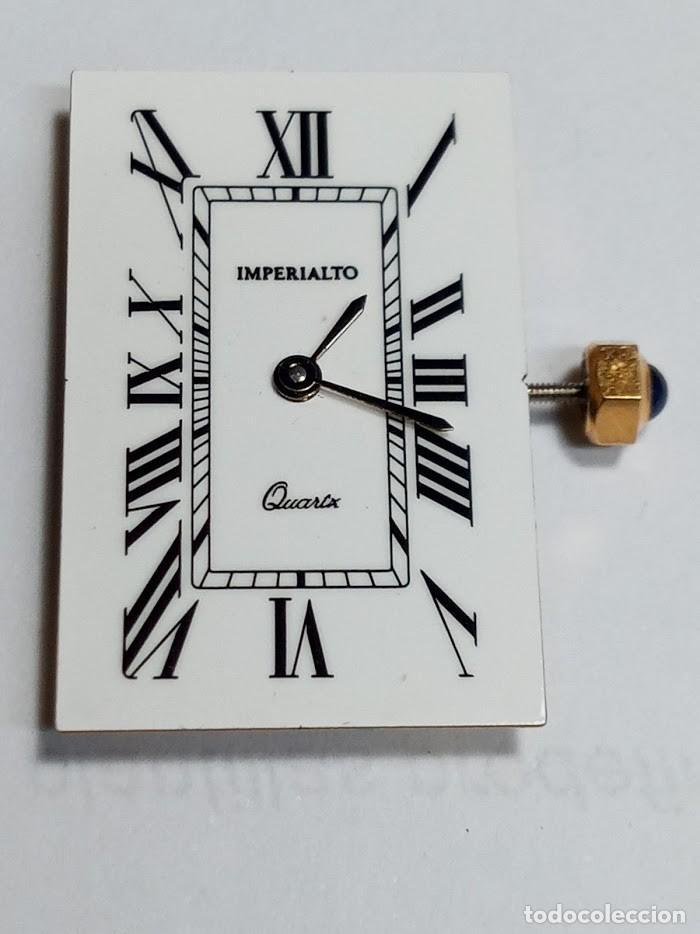 RONDA - 715 - RELOJ COMPLETO PERFECTO ESTADO - 2 FOTOS - (CD-6484) (Relojes - Relojes Automáticos)