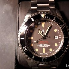 Relojes automáticos: STEINHART OCEAN ONE RED RELOJ AUTOMÁTICO DE INMERSIÓN. Lote 228012865