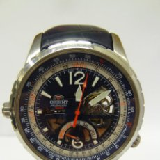 Relojes automáticos: ORIENT JAPAN SPORTY AUTOMATIC POWER RESERVE. Lote 228434525