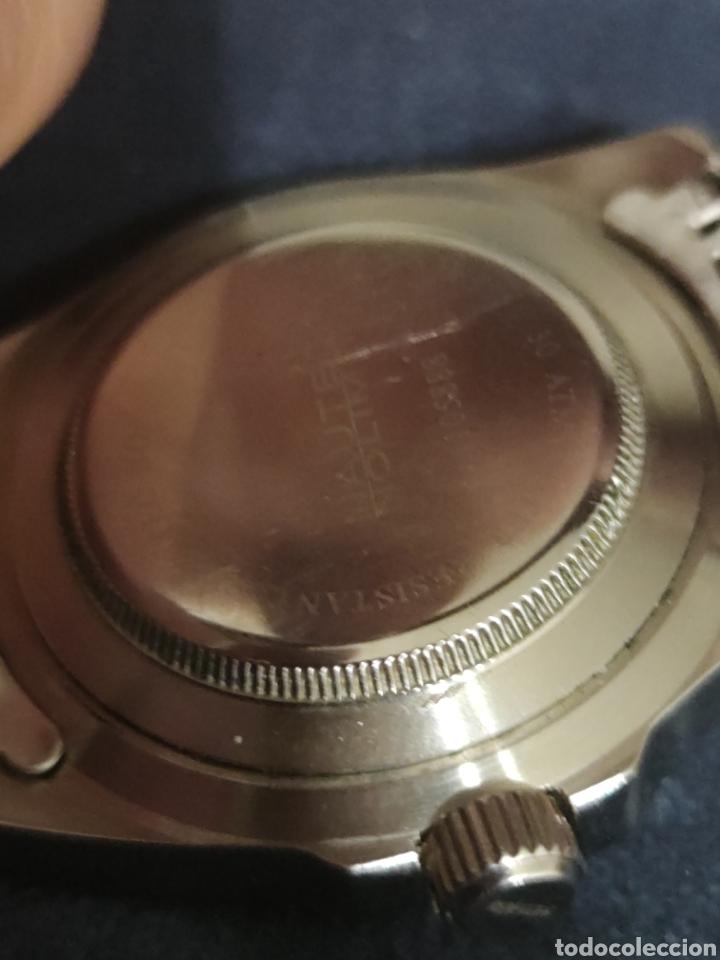 Relojes automáticos: PRECIOSO RELOJ NAUTEC NOLIMIT, AUTOMATICO SUMERGIBLE 300 METROS. - Foto 8 - 228662100